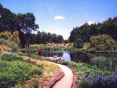 Dendrological Garden Of Przelewice