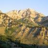 Deseret Peak Top