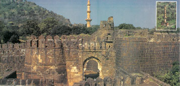 Devagiri Fort