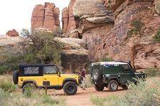 Devils Kitchen Campground - Canyonlands - Utah - USA