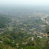 Dharan From Hilltop