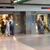 Passengers |Boarding The Underground Automated Guideway Transit System