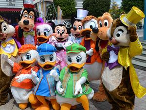 Disney Live-Music Festival of Mickey Photos