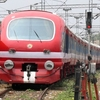 DMU Train In Ludhiana