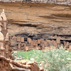 Dogon Dwellings On The Bandiagara Escarpment
