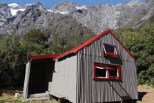 Douglas Rock Hut