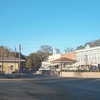 Downtown Adairsville Including Original Train Depot Used In The