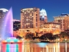 Downtown Orlando From Lake Eola