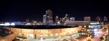 Downtown Phoenix Nightview