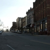 Downtown Hillsdale Michigan
