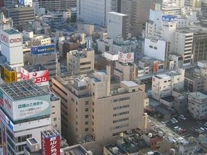 Koriyama Area