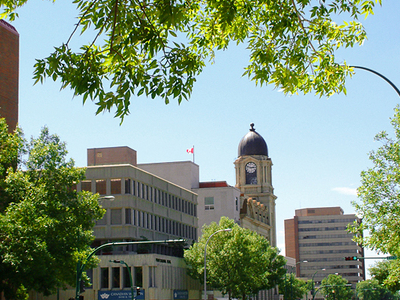 Downtown Lethbridge