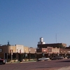 Downtown Oberlin Kansas In 2001