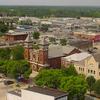 Downtown Terre Haute Looking Southwest