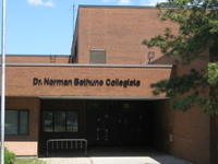 Dr Norman Bethune Collegiate Institute