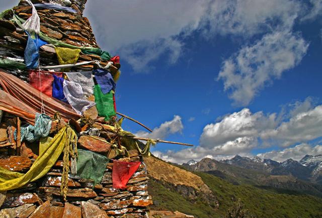 Alpine Adventure - Druk Path Photos