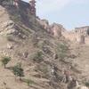 Steep Hill Climb Up Amber Fort