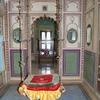 Royal Swing Inside City Palace - Udaipur