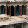 City Palace Inner Courtyard - Udaipur