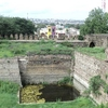 Golconda Fort Inner Lawns & Pond