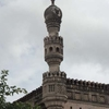 Mosque Minarets At Golconda Fort