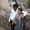 Jayesh & Nishi At Golconda Fort