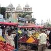 Charminar - Fruit Vendors To The South