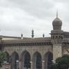 Mecca Masjid Hyderabad - North View