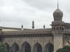 Mecca Masjid Hyderabad - North View