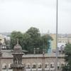 Mecca Masjid Front Yard & Wash Pond