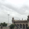 Four Walled View Of Mecca Masjid