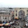 Charminar-Charkaman Street Towards Gulzar-Hauz