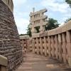 Pathway Around The Stupa