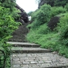 Hilly Stairway Leading To Udaygiri Caves