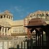 Chhatris Inside Hawa Mahal