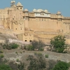Amber Fort Rear View