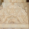 Carved Marble Pillars