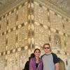 Ann & David Urmann At Amber Palace