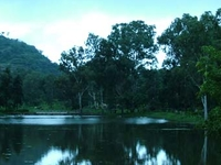 Pachmarhi Lake
