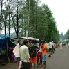 Temporary Roadside Stalls