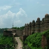 Roadway To Gwalior Fort Entrance