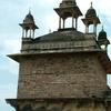 Gwalior Fort Chhatri Tops
