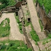 Gwalior Fort Inner Pathways