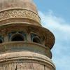 Impressive Palace Tower Details
