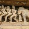 Human & Elephant Figure Decoration