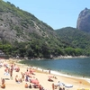 Beach Vermelha