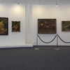 Well Illuminated Gallery Display