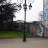 Historic Lamp Post