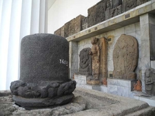 A Shiva Linga Idol