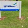 Bicentennial Park Plaque
